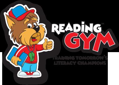 Reading Gym Mascot
